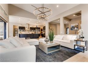 Property for sale at 2195 Overlook Canyon Lane, Henderson,  Nevada 89052