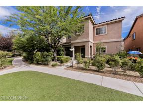Property for sale at 3140 Nevelson Walk, Henderson,  Nevada 89044