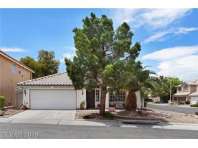Property for sale at 2421 Honeybee Meadow Way, Las Vegas,  Nevada 89134