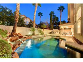 Property for sale at 2008 Arbor Forest Street, Las Vegas,  Nevada 89134