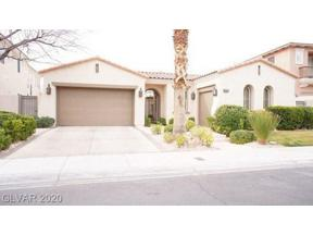Property for sale at 11279 Winter Cottage Place Unit: n/a, Las Vegas,  Nevada 89135