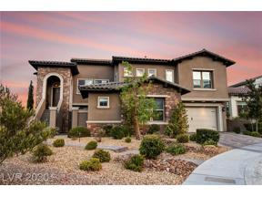 Property for sale at 12229 Catanzaro Avenue, Las Vegas,  Nevada 89138