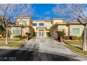 Property for sale at 9328 TOURNAMENT CANYON Drive, Las Vegas,  Nevada 89144