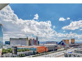 Property for sale at 4471 Dean Martin Drive Unit: 1805, Las Vegas,  Nevada 89103