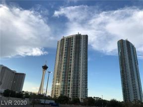 Property for sale at 222 Karen Avenue 2701, Las Vegas,  Nevada 89109