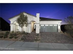 Property for sale at 2637 Ornate Regiment Street, Henderson,  Nevada 89044