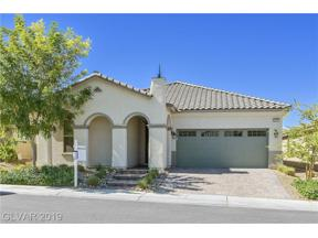 Property for sale at 2637 Ornate Regiment Street, Henderson,  Nevada 89044