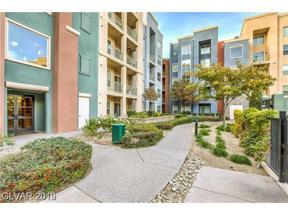 Property for sale at 38 Serene Avenue Unit: 115, Las Vegas,  Nevada 89123