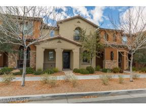 Property for sale at 2013 Via Firenze Unit: 0, Henderson,  Nevada 89044