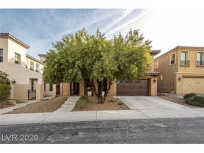 Property for sale at 1038 Via Di Olivia, Henderson,  Nevada 89011
