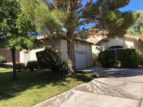Property for sale at 3530 Wild Cherry Court, Las Vegas,  Nevada 89121