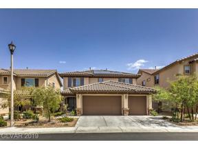 Property for sale at 852 Via Serenelia, Henderson,  Nevada 89011