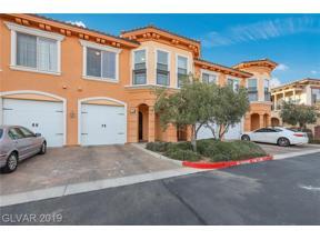 Property for sale at 34 VIA VASARI 102, Henderson,  Nevada 89011