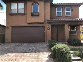 Property for sale at 503 Via Garofano Avenue, Henderson,  Nevada 89011