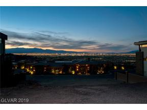 Property for sale at 667 Scenic Rim Drive, Henderson,  Nevada 89012