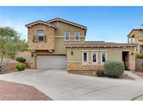 Property for sale at 2621 Freshly Brewed Court, Henderson,  Nevada 89052