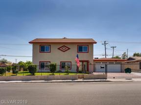 Property for sale at 1479 Commanche Drive, Las Vegas,  Nevada 89169
