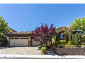Property for sale at 2329 French Alps Avenue, Henderson,  Nevada 89044