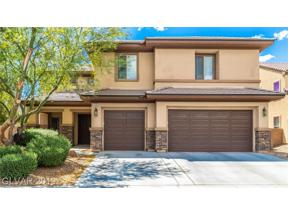 Property for sale at 7205 Night Heron Way, North Las Vegas,  Nevada 89084
