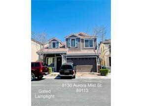 Property for sale at 8130 Aurora Mist Street, Las Vegas,  Nevada 89113
