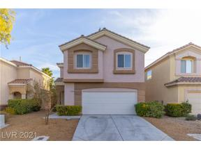 Property for sale at 191 DUCK HOLLOW Avenue, Las Vegas,  Nevada 89148