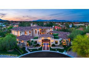 Property for sale at 5079 Mountain Top Circle, Las Vegas,  Nevada 89148