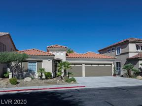 Property for sale at 1383 Panini Drive, Henderson,  Nevada 89052