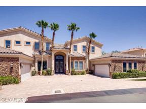 Property for sale at 3216 Costa Smeralda Circle, Las Vegas,  Nevada 89117