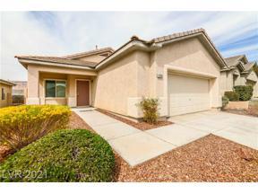 Property for sale at 3195 Orange Sun Street, Las Vegas,  Nevada 89135