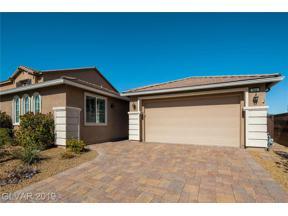 Property for sale at 932 Everest Peak Avenue, Henderson,  Nevada 89012