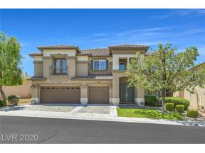 Property for sale at 1445 Via Savona Drive, Henderson,  Nevada 89052
