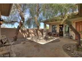 Property for sale at 2 Hunt Valley Trail, Henderson,  Nevada 89052