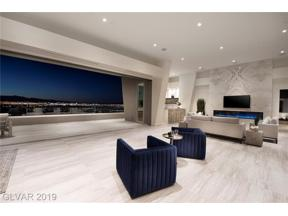 Property for sale at 665 Tranquil Rim Court, Henderson,  Nevada 89012