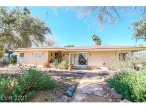 Property for sale at 1100 6th Street, Las Vegas,  Nevada 89104
