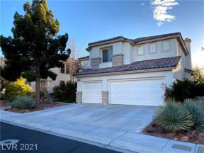Property for sale at 3045 Via Sarafina Drive, Henderson,  Nevada 89052