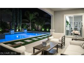 Property for sale at 3210 San Cilino Avenue, Henderson,  Nevada 89044