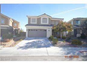 Property for sale at 598 Over Par Court, Las Vegas,  Nevada 89148