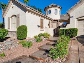 Property for sale at 2284 Moresca Avenue, Henderson,  Nevada 89052