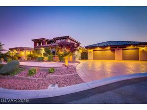 Property for sale at 4715 North Grand Canyon Drive, Las Vegas,  Nevada 89129