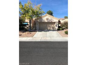 Property for sale at 2011 Sun Cliffs Street, Las Vegas,  Nevada 89134