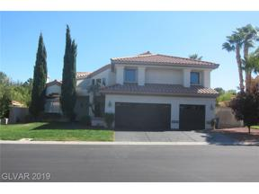 Property for sale at 2212 Fiero Drive, Las Vegas,  Nevada 89134