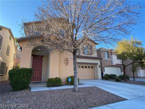 Property for sale at 549 Playa Linda Place, Las Vegas,  Nevada 89138