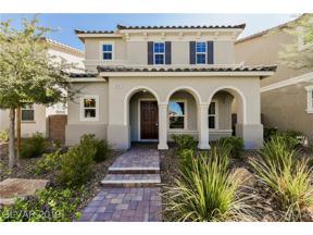 Property for sale at 3151 Umbria Hills Walk, Henderson,  Nevada 89044