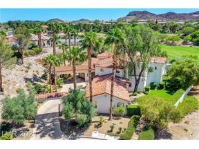 Property for sale at 2 Rue De Chateau Place, Henderson,  Nevada 89011