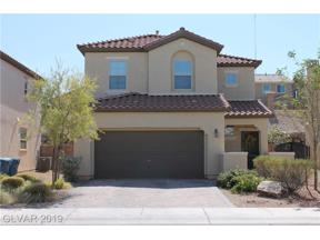 Property for sale at 305 Via Franciosa Drive, Henderson,  Nevada 89011