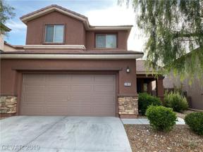Property for sale at 2613 Le Pontet Terrace, Henderson,  Nevada 89044