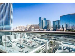Property for sale at 4575 Dean Martin Drive 1211, Las Vegas,  Nevada 89103