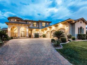 Property for sale at 1523 VILLA RICA Drive, Henderson,  Nevada 89052