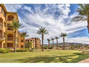 Property for sale at 15 Via Mantova Unit: 201, Henderson,  Nevada 89011