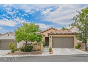 Property for sale at 847 Paseo Cerro Place, Las Vegas,  Nevada 89138